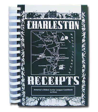 charleston receipts