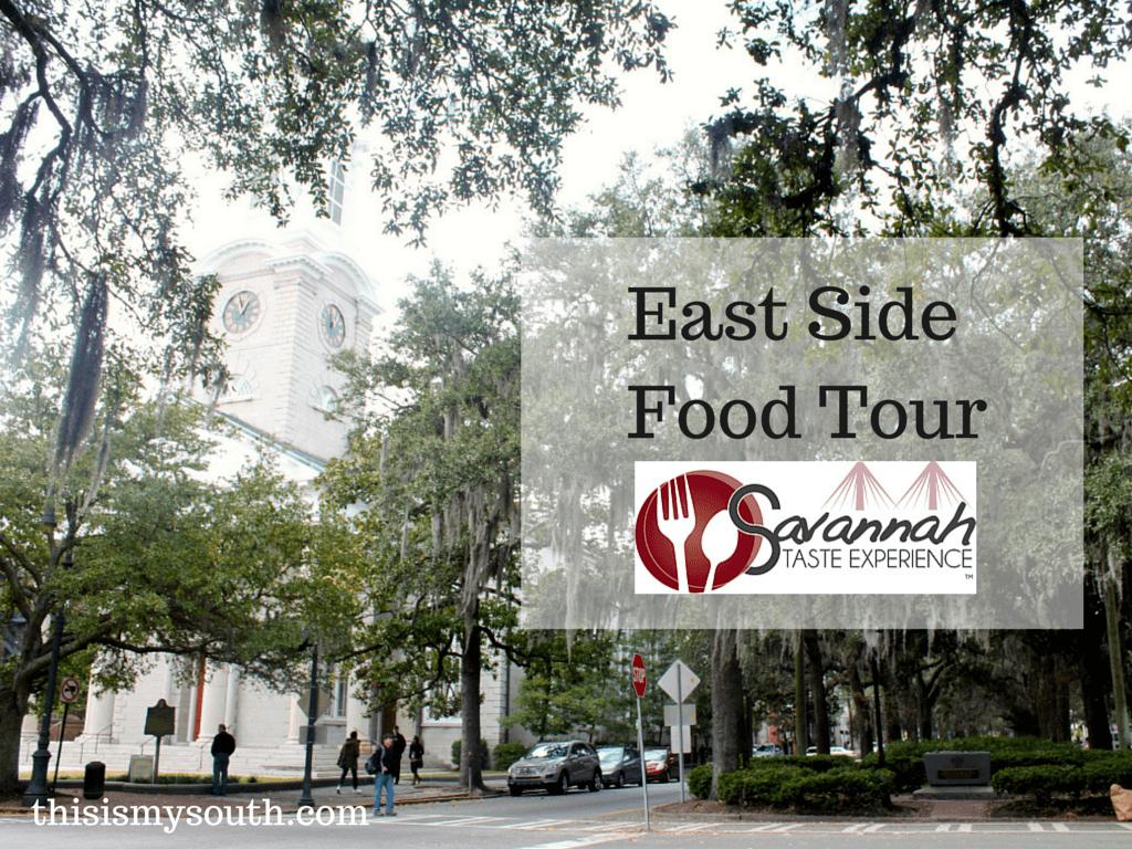 food tours in savannah ga