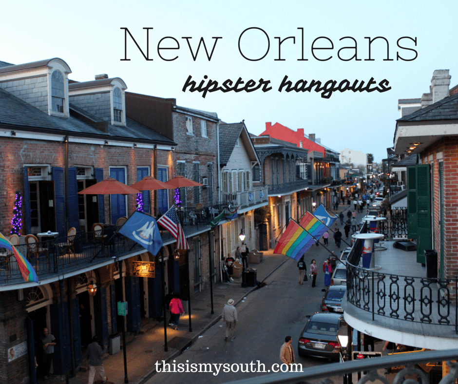 hipster New Orleans