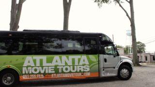 Atlanta Movie Tours' Big Zombie 2 Tour