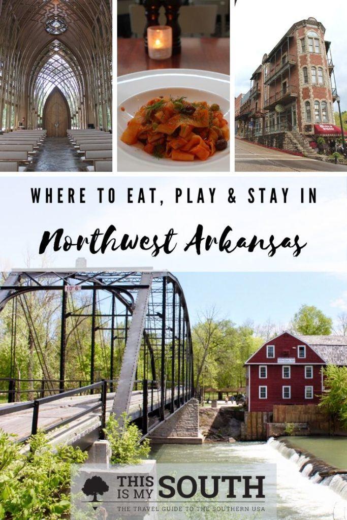 Where to Go in Northwest Arkansas