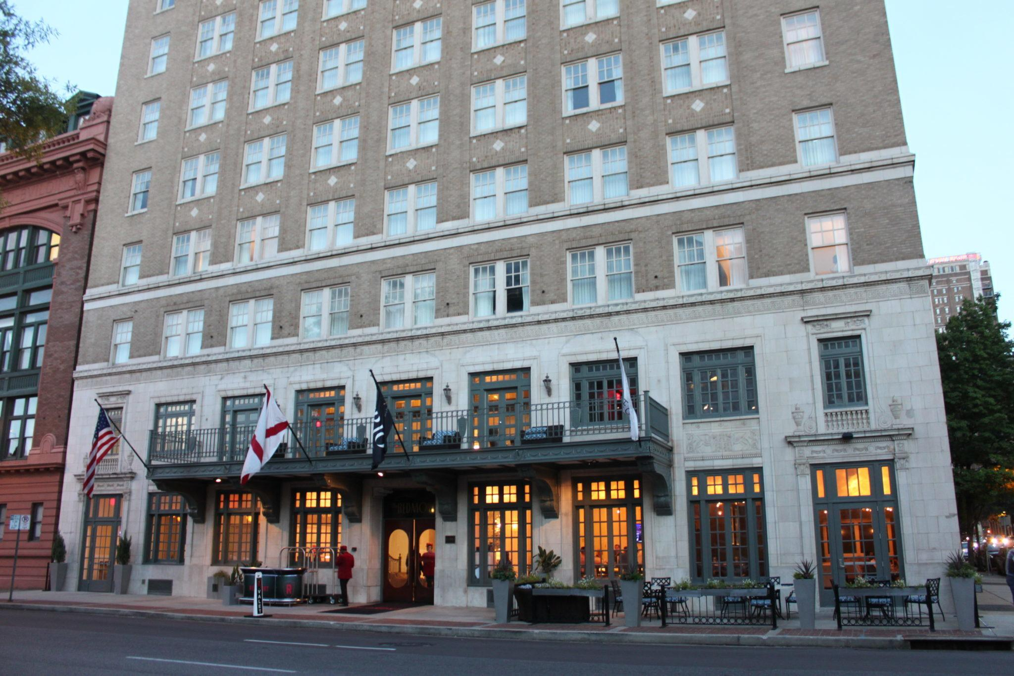 Southern Stays The Redmont Hotel This Is My South