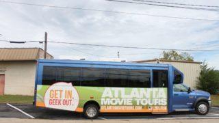 Atlanta Movie Tours' Big Zombie 3 Tour