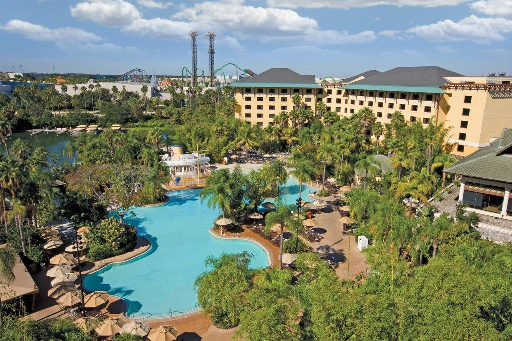 Loews Royal Pacific Orlando