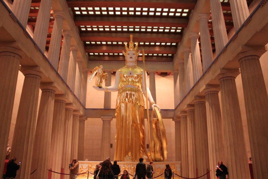 The Parthenon nashville