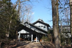 Southern Stays: Len Foote Hike Inn