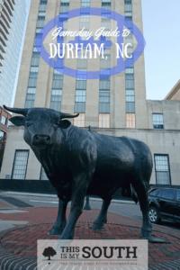 Gameday Guide to Durham, North Carolina