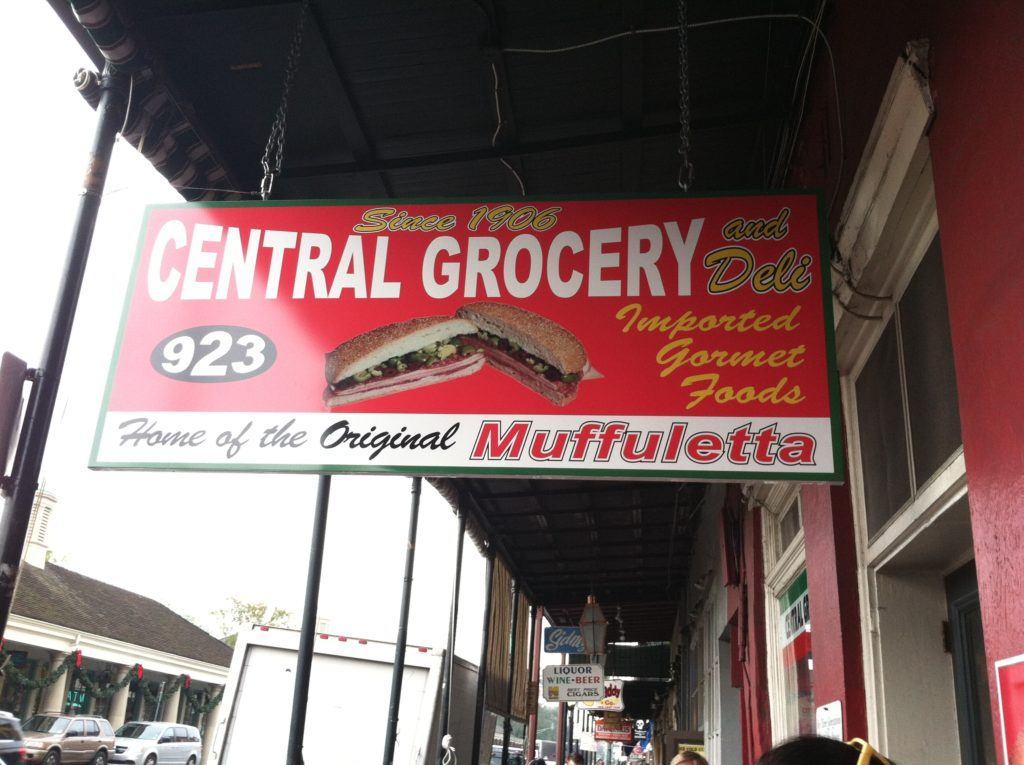 Central Grocery