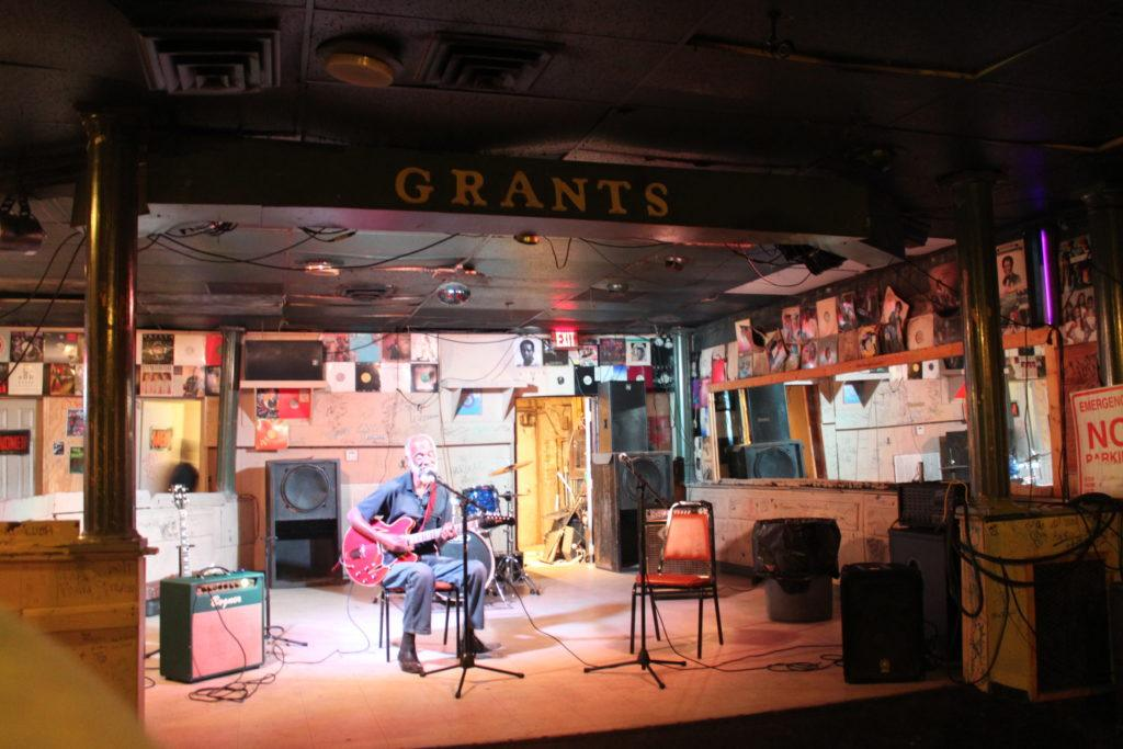 live music in Macon, Georgia