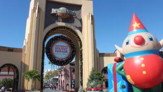 Spending the Holidays at Universal Orlando Resort