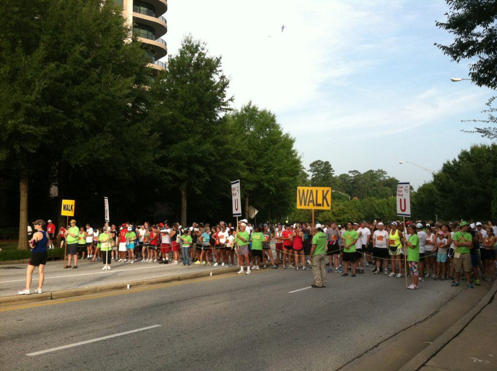 A First Timer's Guide to the Peachtree Road Race - This Is