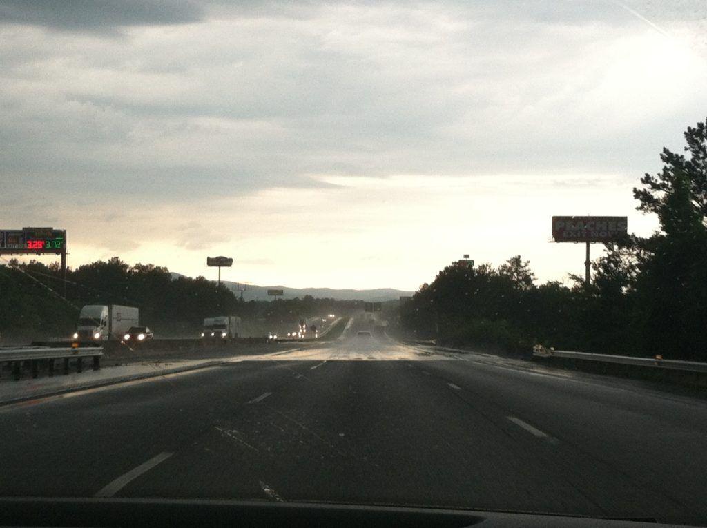 Chattanooga to Nashville