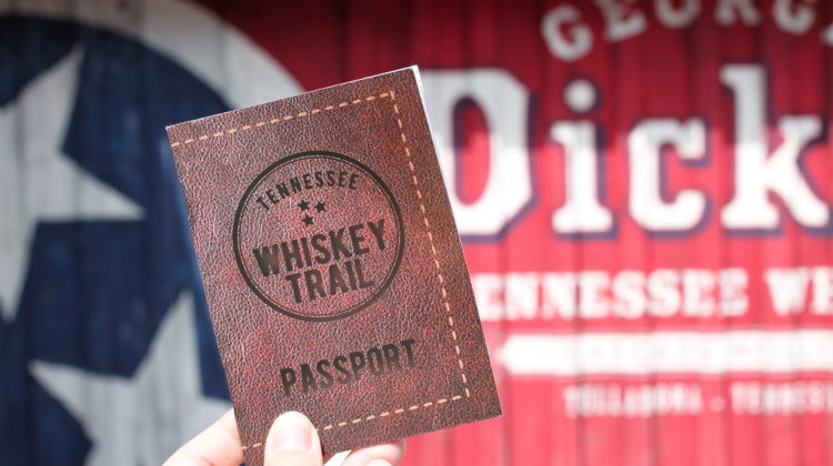 Following the Tennessee Whiskey Trail