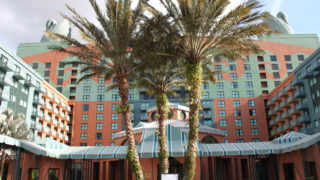 Southern Stays: Walt Disney World Swan and Dolphin Resort