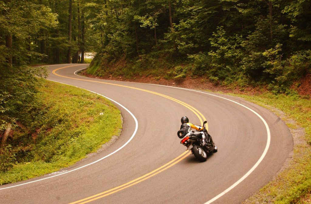 Tail of the Dragon, Credit: VisitNC.com/Bill Russ